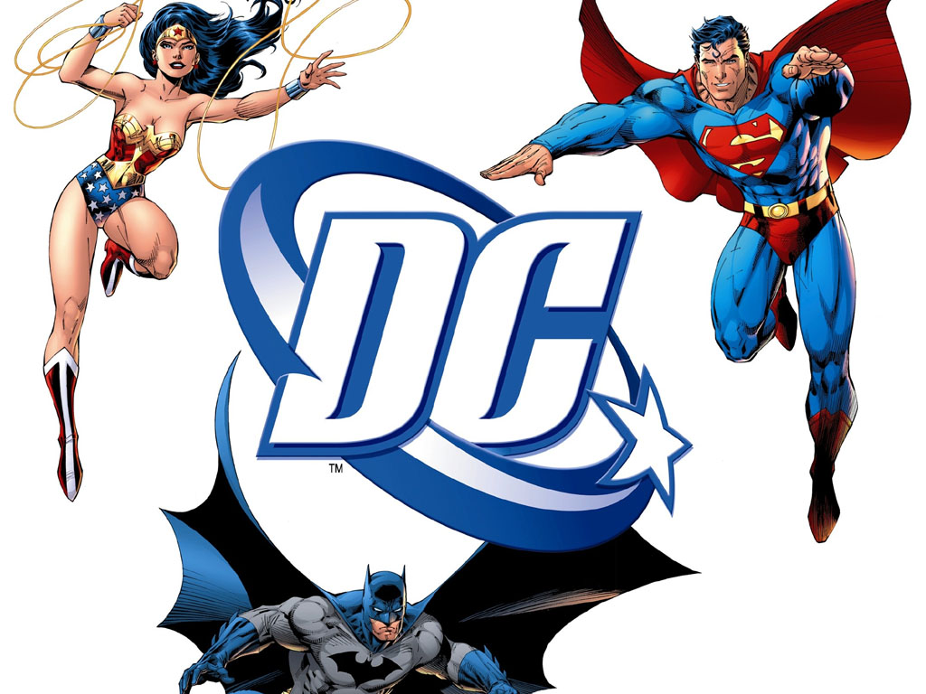 DC Comics Logo Wallpaper