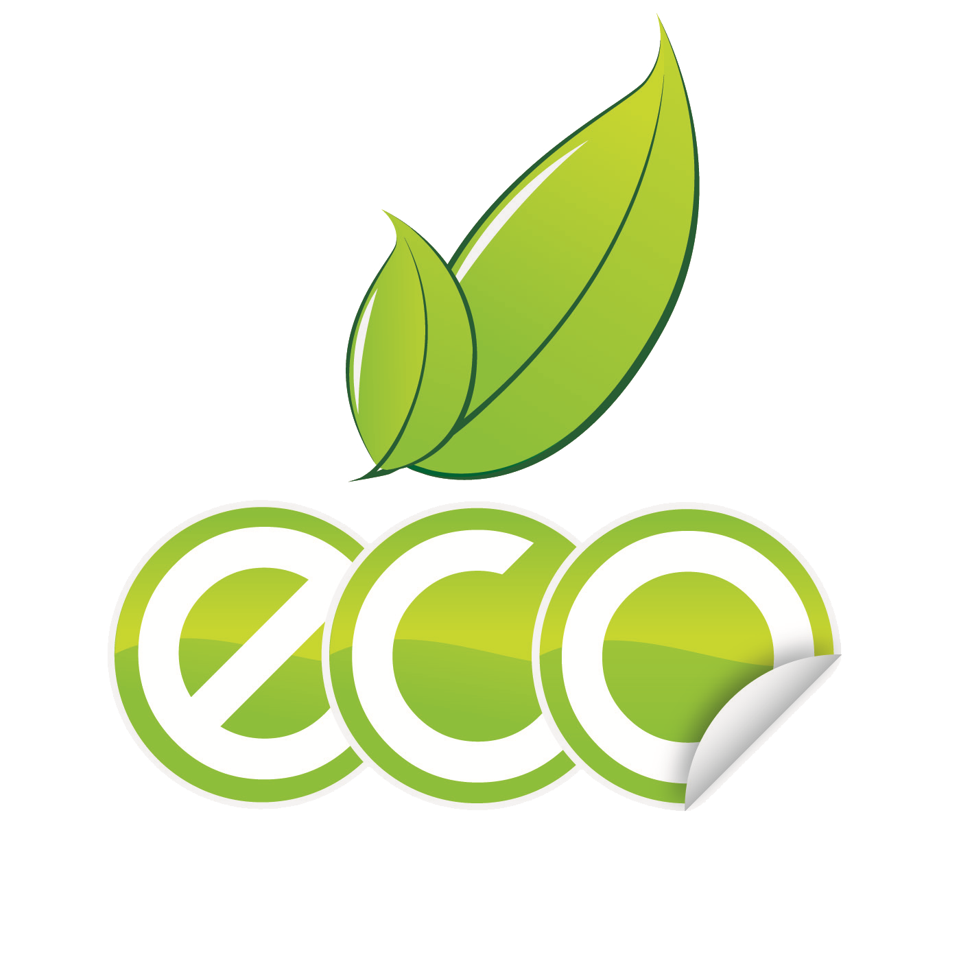 ECO Logo Wallpaper