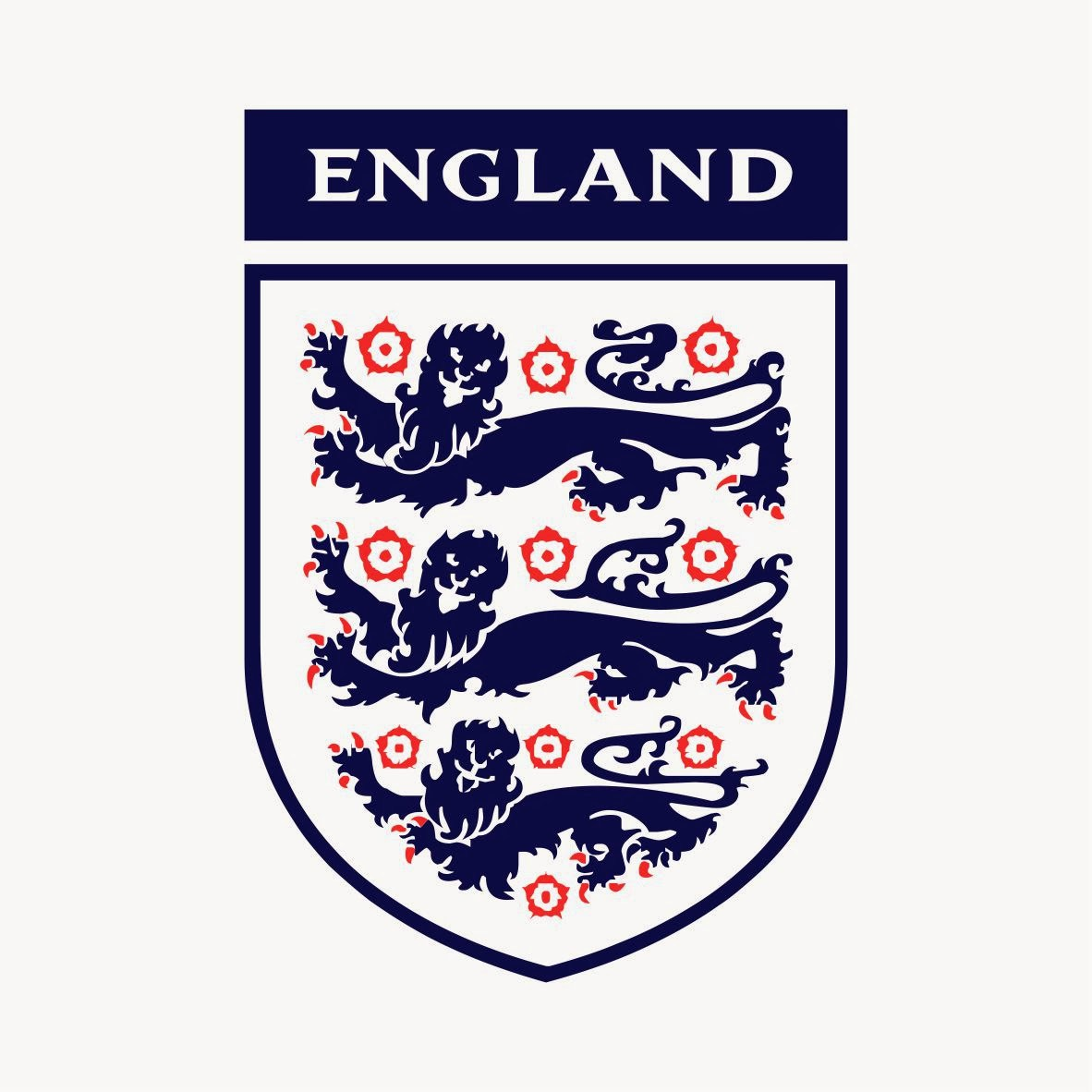 England Football Emblem Wallpaper