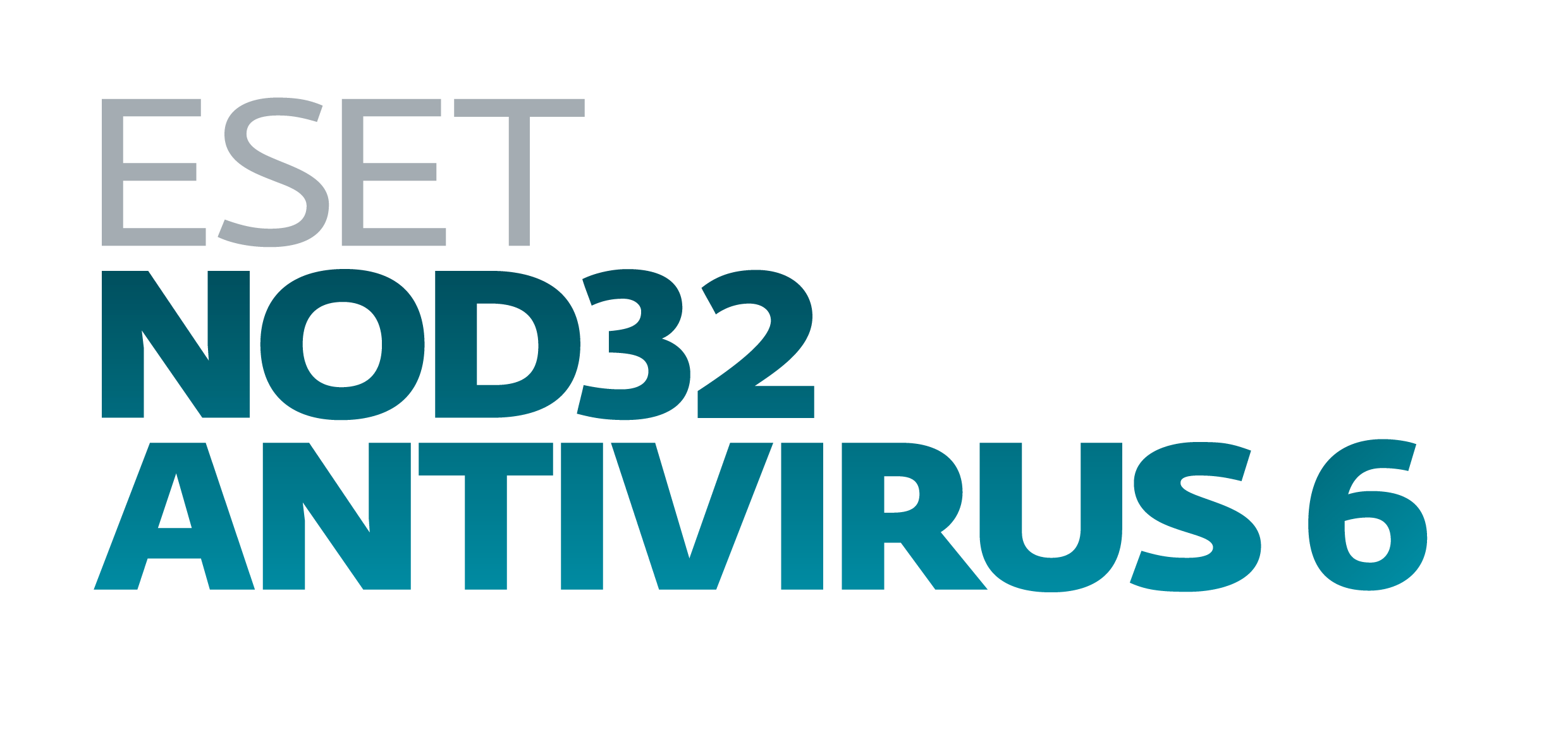 Eset NOD32 Antivirus Logo Wallpaper