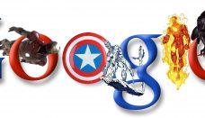 Funny Google Logo