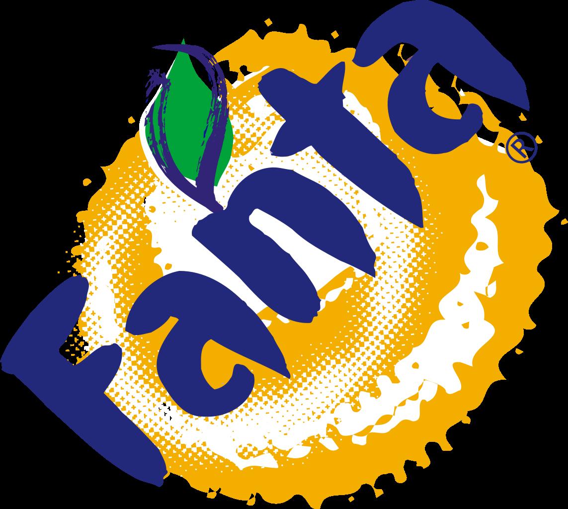 Fanta Logo Wallpaper