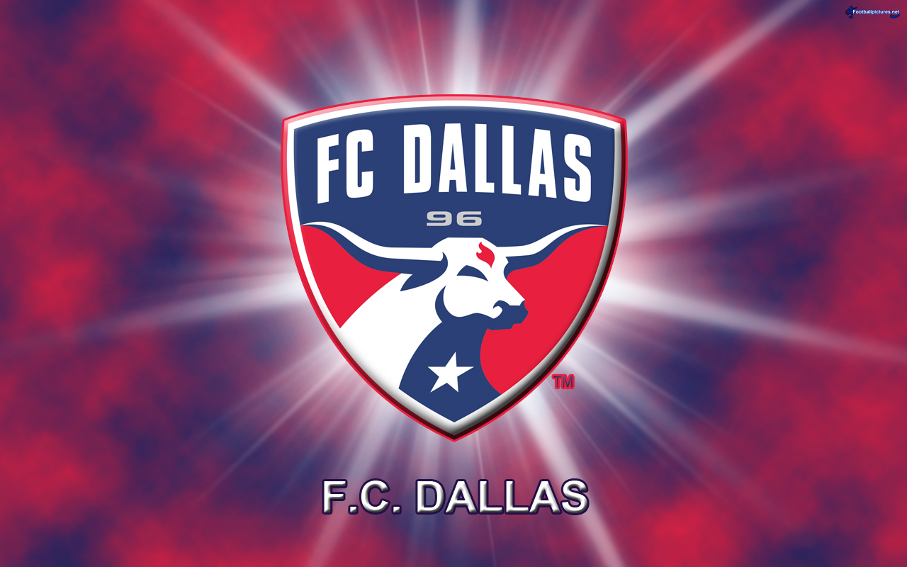 FC DallasFootball Club Logo Wallpaper