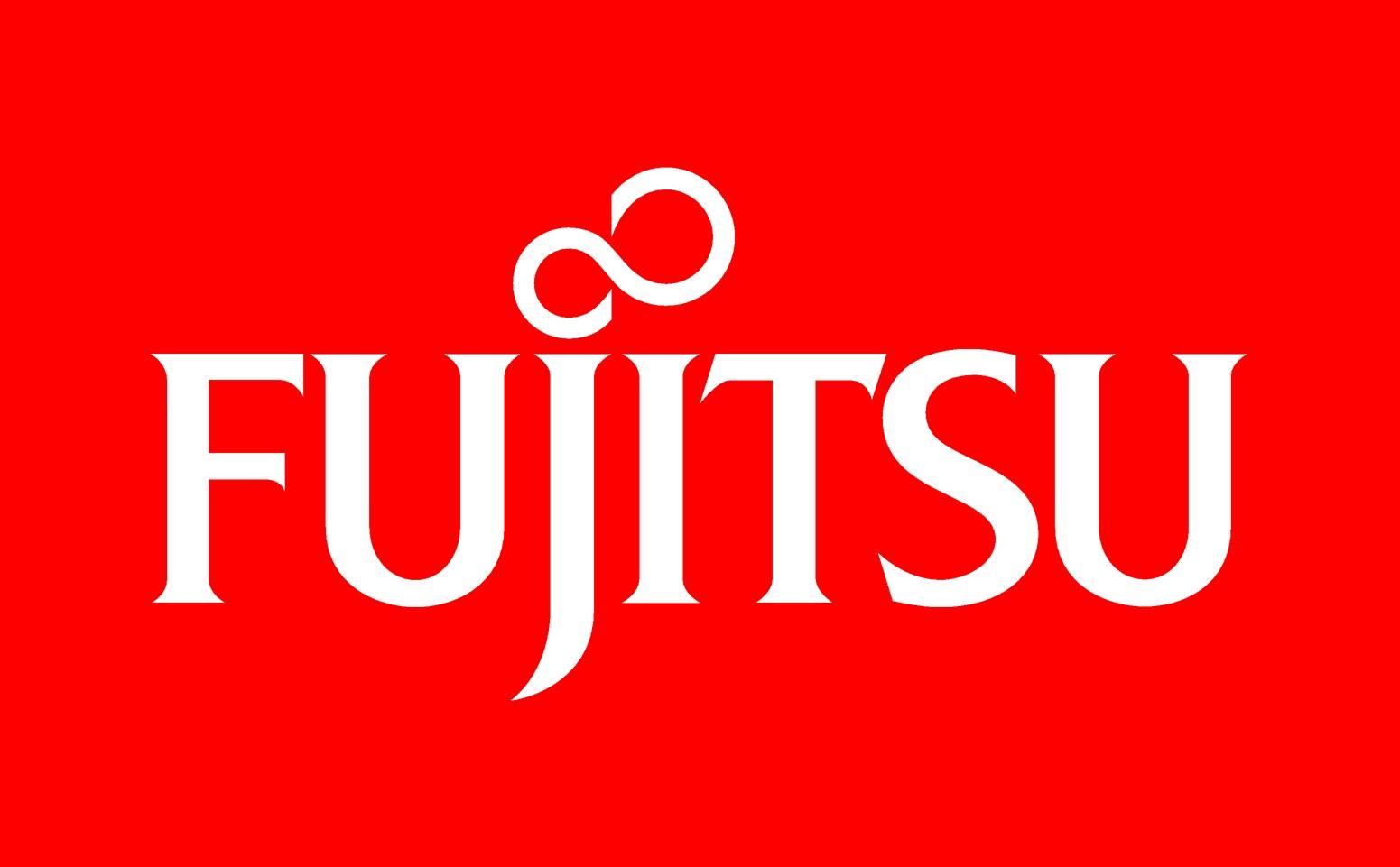 Fujitsu Logo Wallpaper