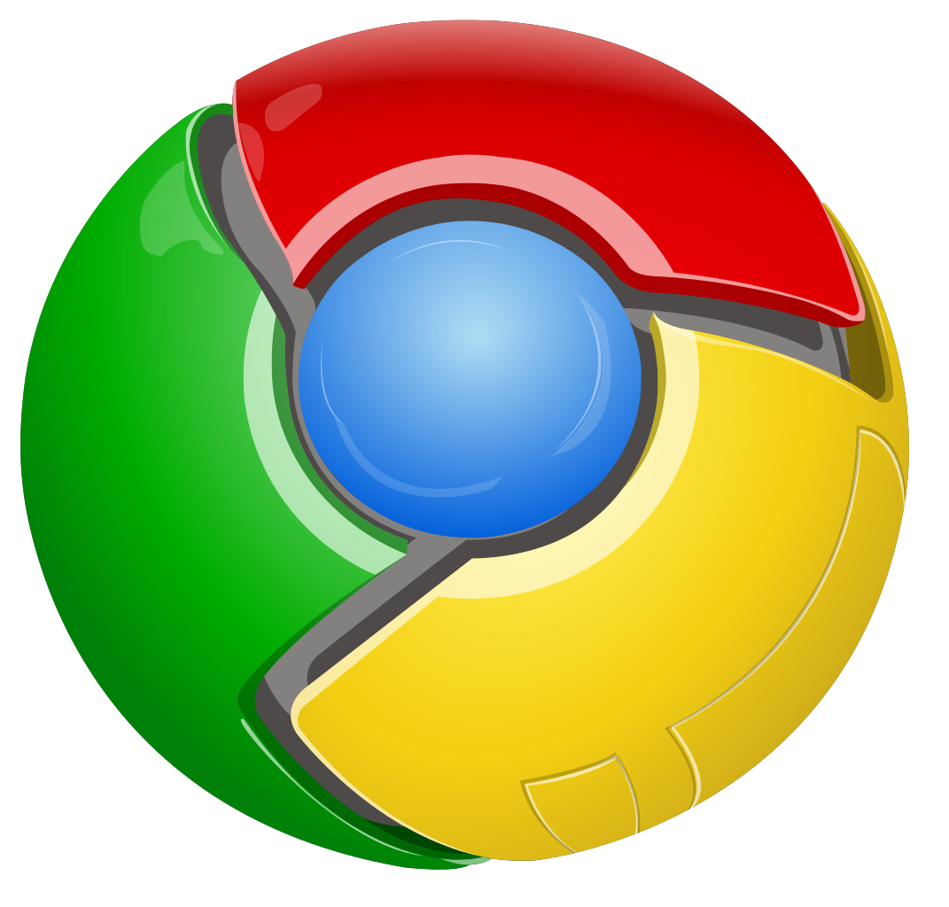 Google Chrome Logo Wallpaper