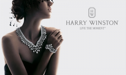 Harry Winston Jewelry Brand