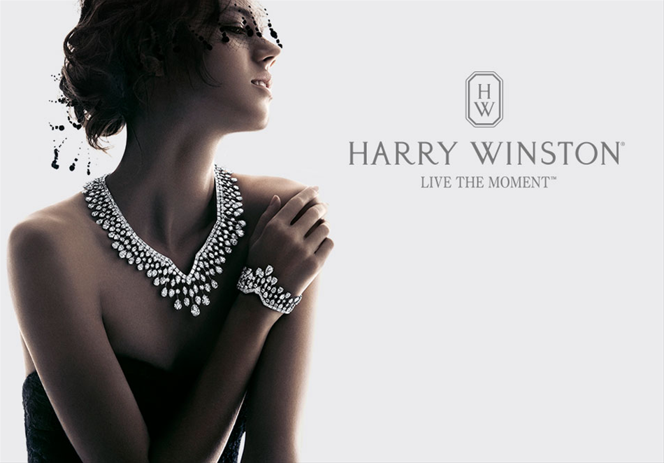 Harry Winston Jewelry Brand Wallpaper
