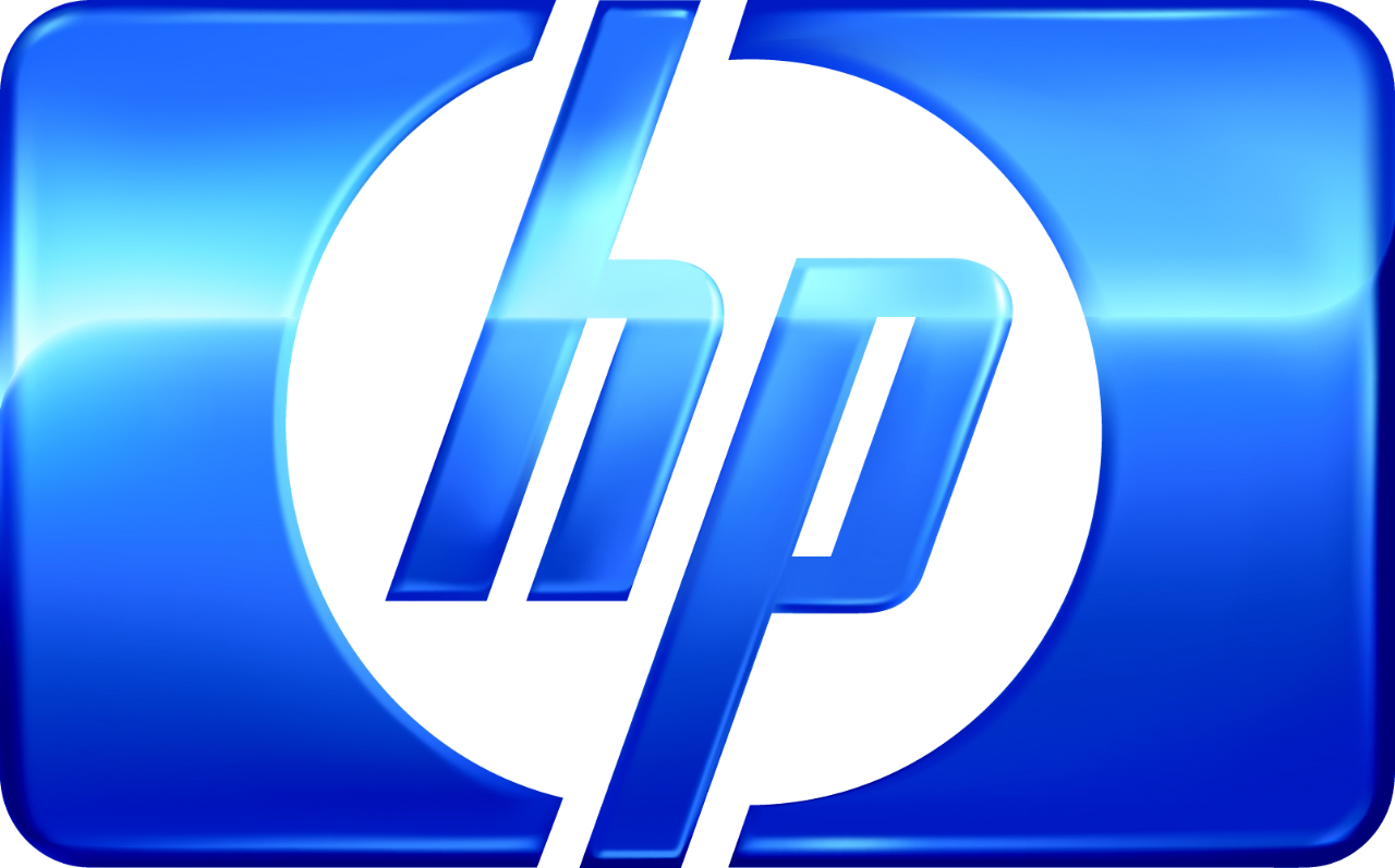 HP Logo Wallpaper