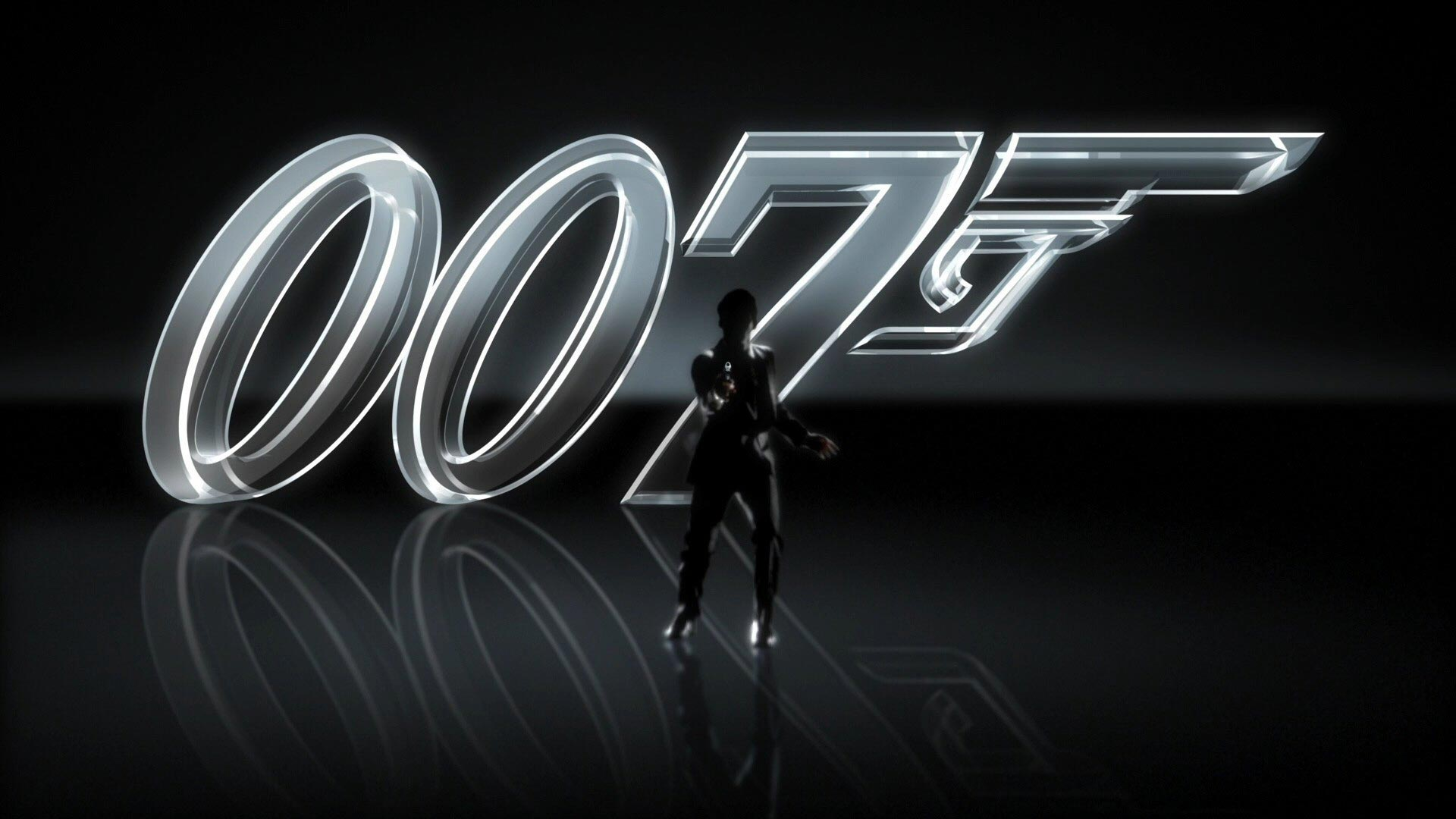 James Bond 007 Logo Wallpaper