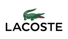 Lacoste Logo Brand