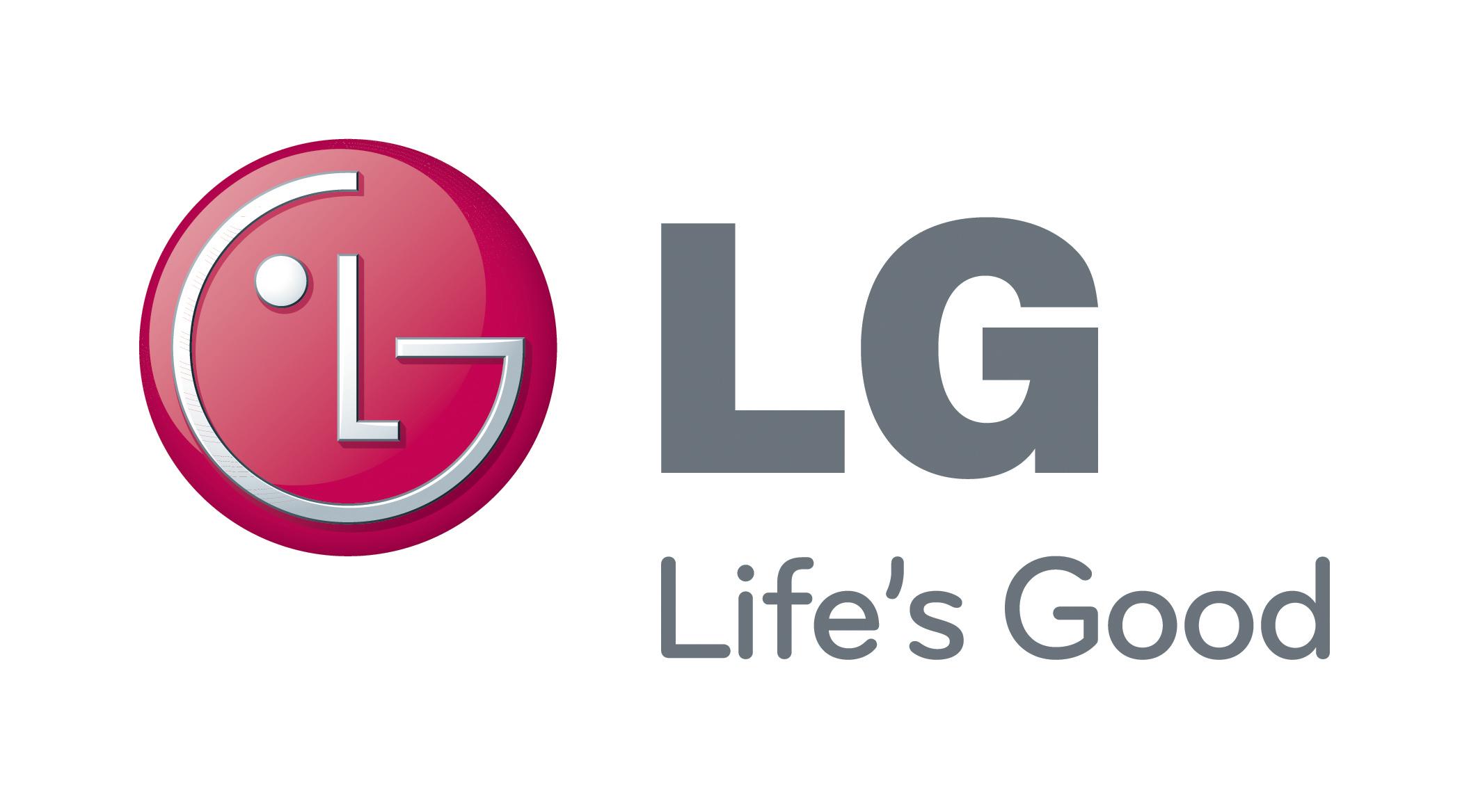 LG Logo Wallpaper