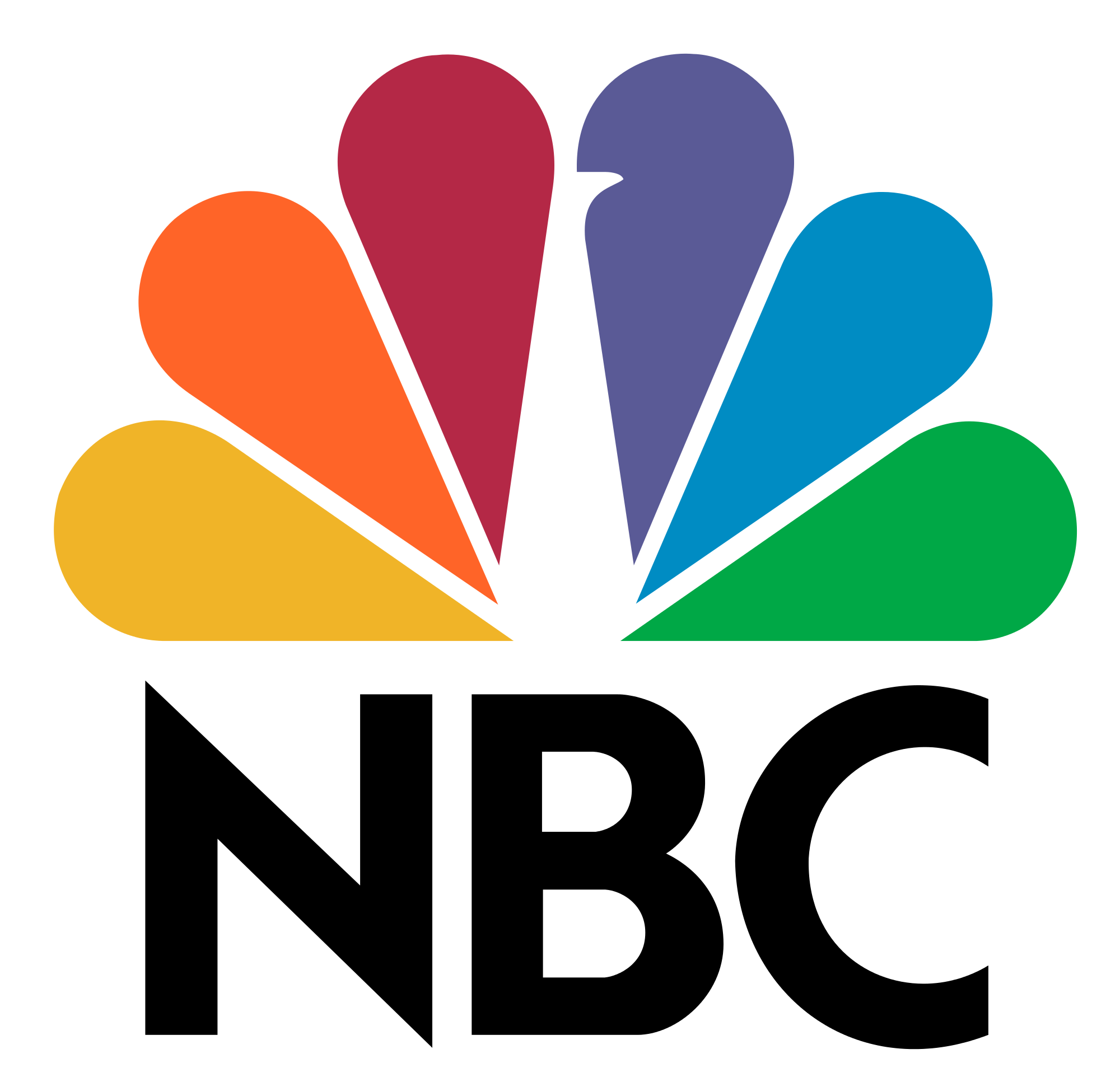 NBC logo Wallpaper