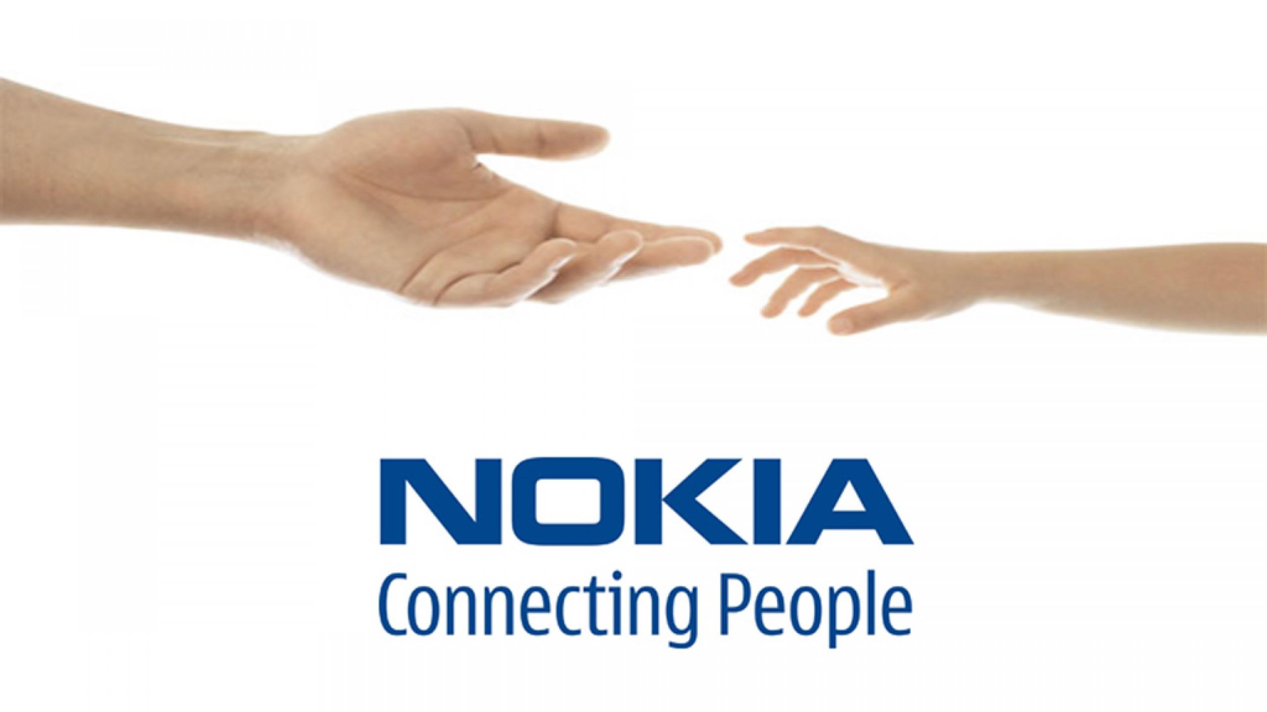 Nokia Logo Wallpaper
