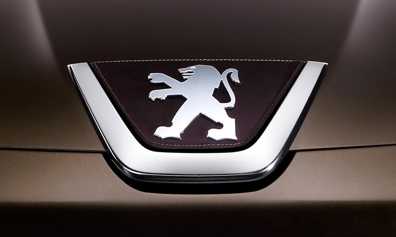 Peugeot Emblem Wallpaper