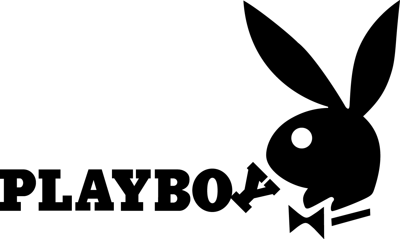 Playboy logo logo brands for free hd 3d playboy logo voltagebd Choice Image
