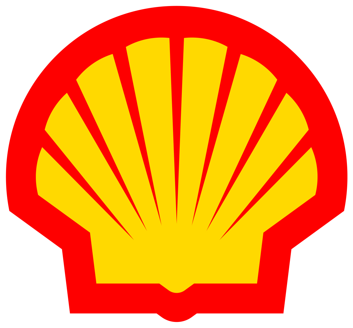 Shell Symbol Brand Wallpaper