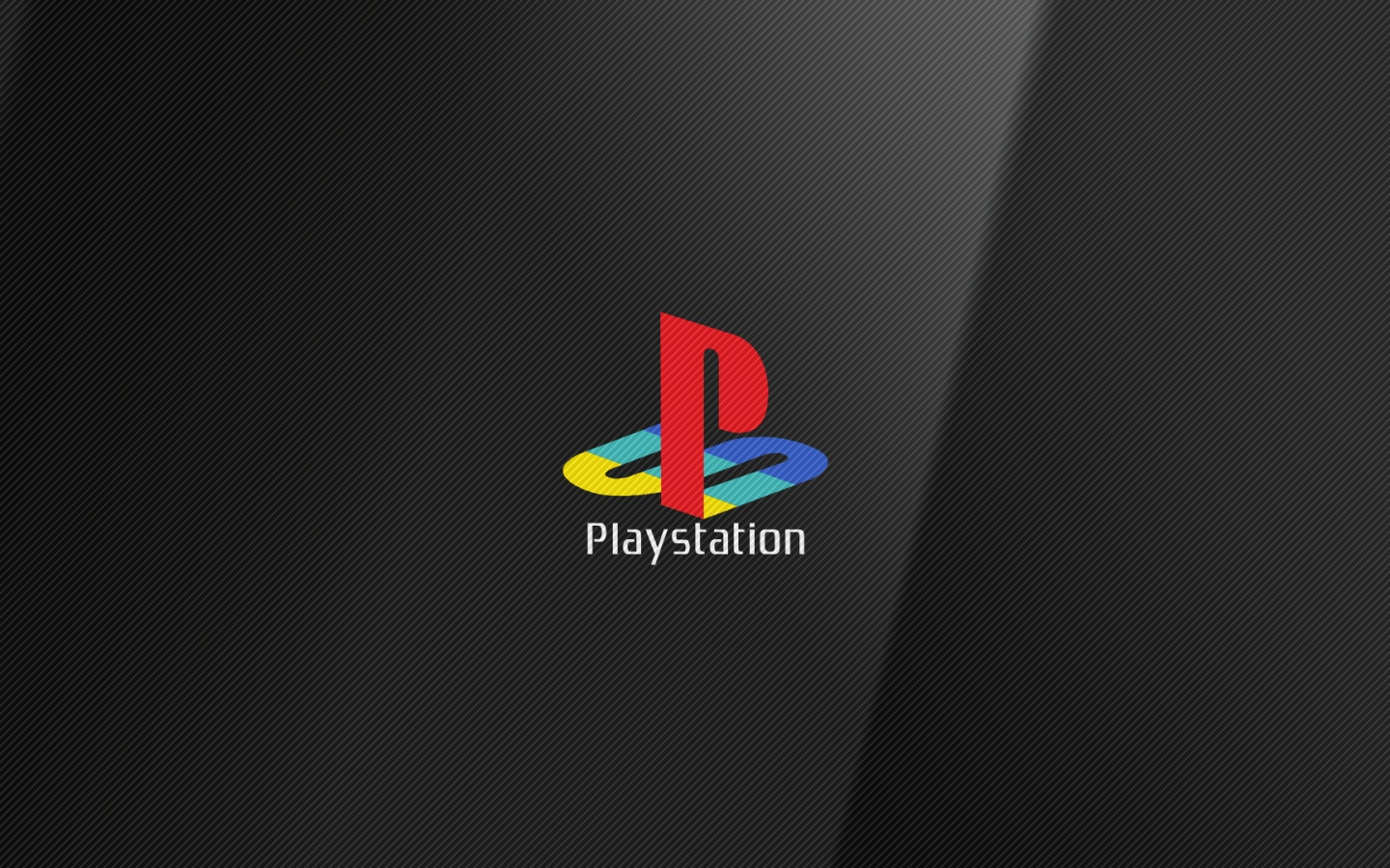 Sony Playstation Logo Wallpaper