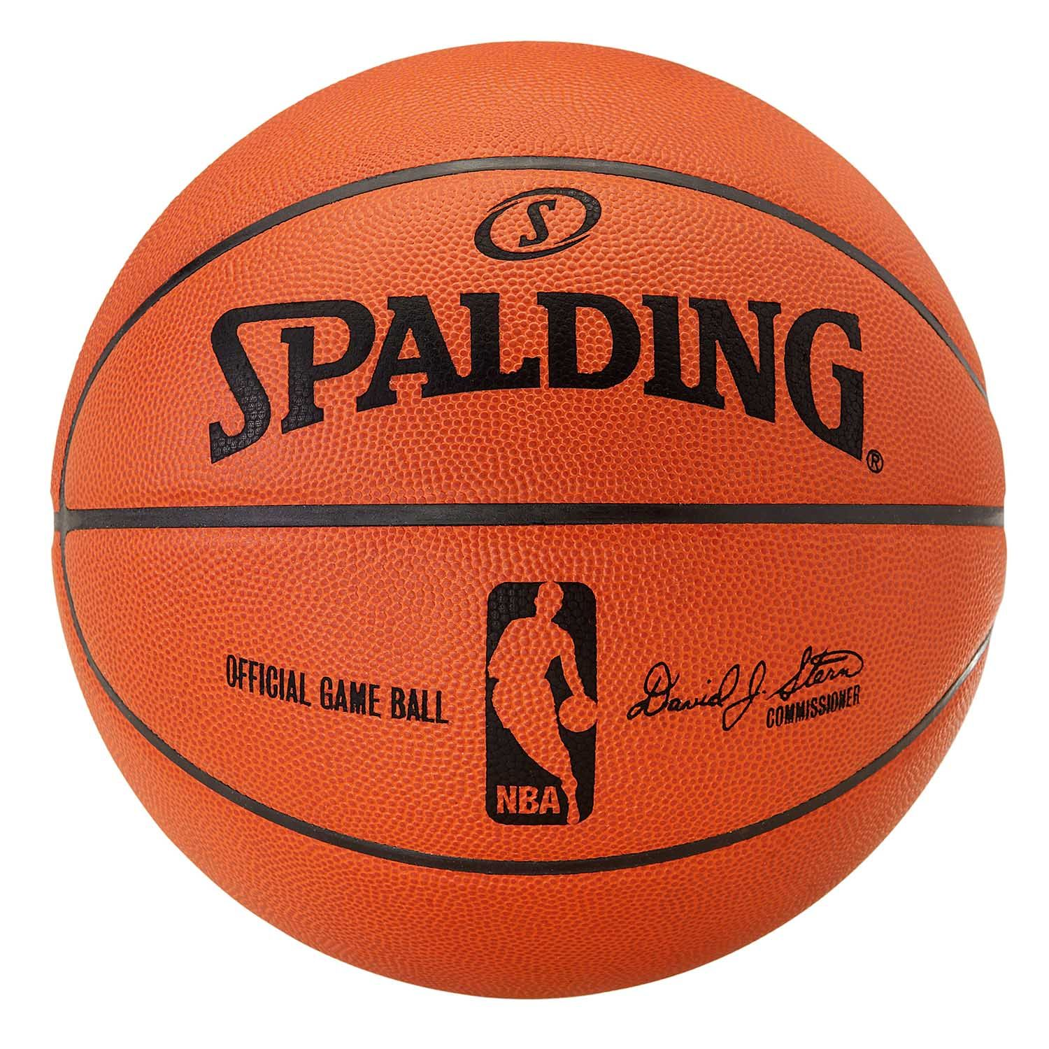 Spalding Game Ball Emblem Wallpaper