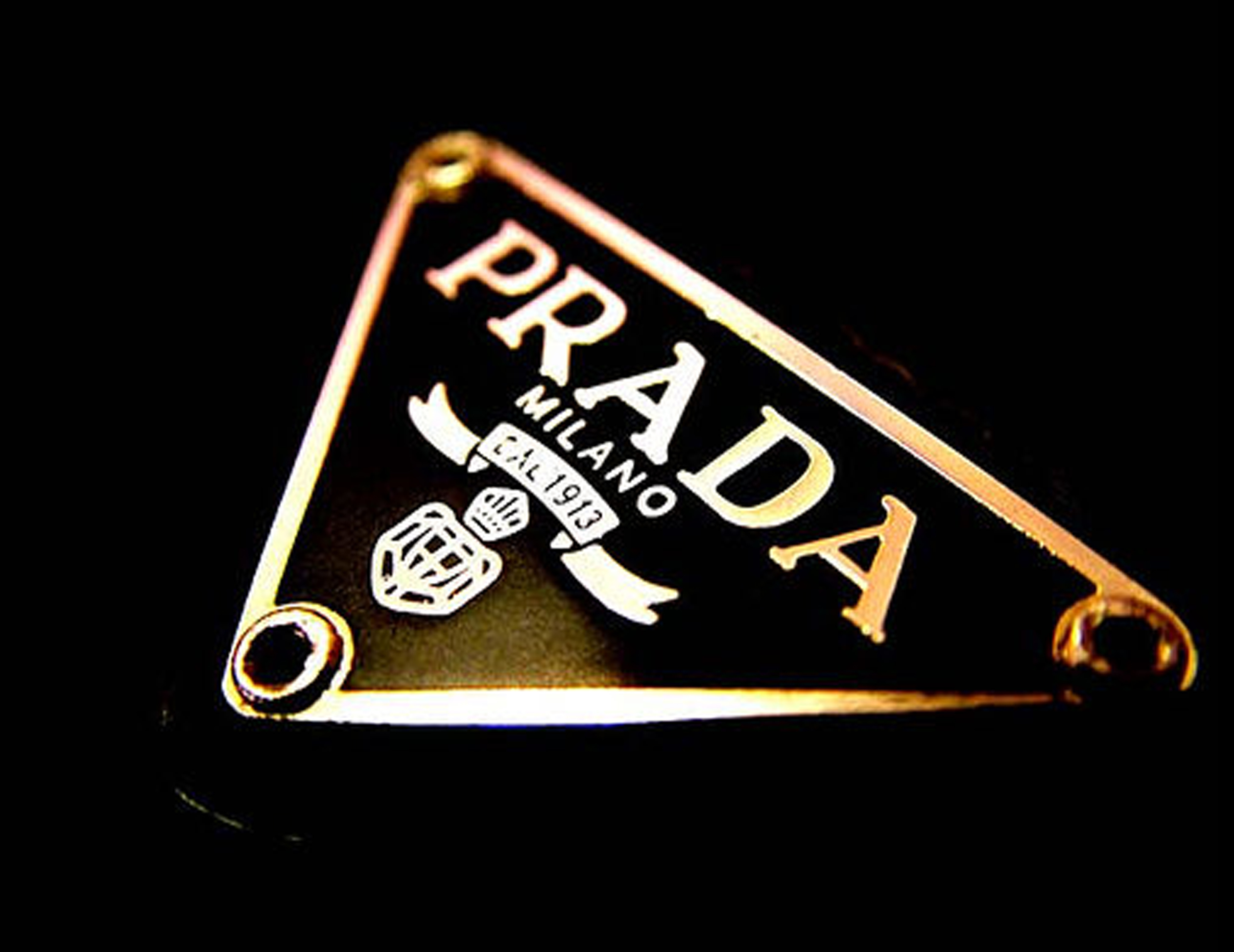 Prada Symbol Wallpaper