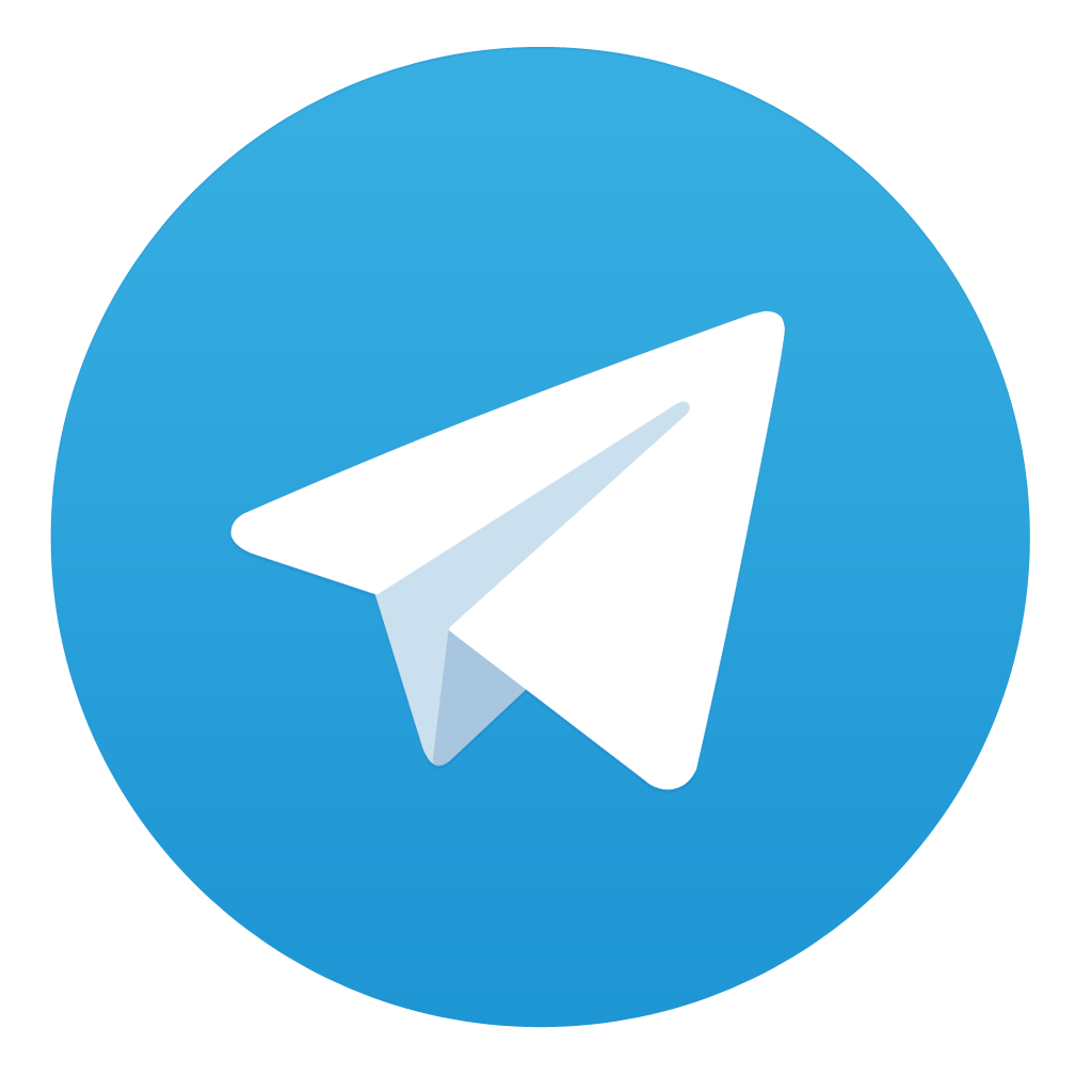 Telegram Logo Wallpaper