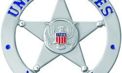 United States Marshal Badge