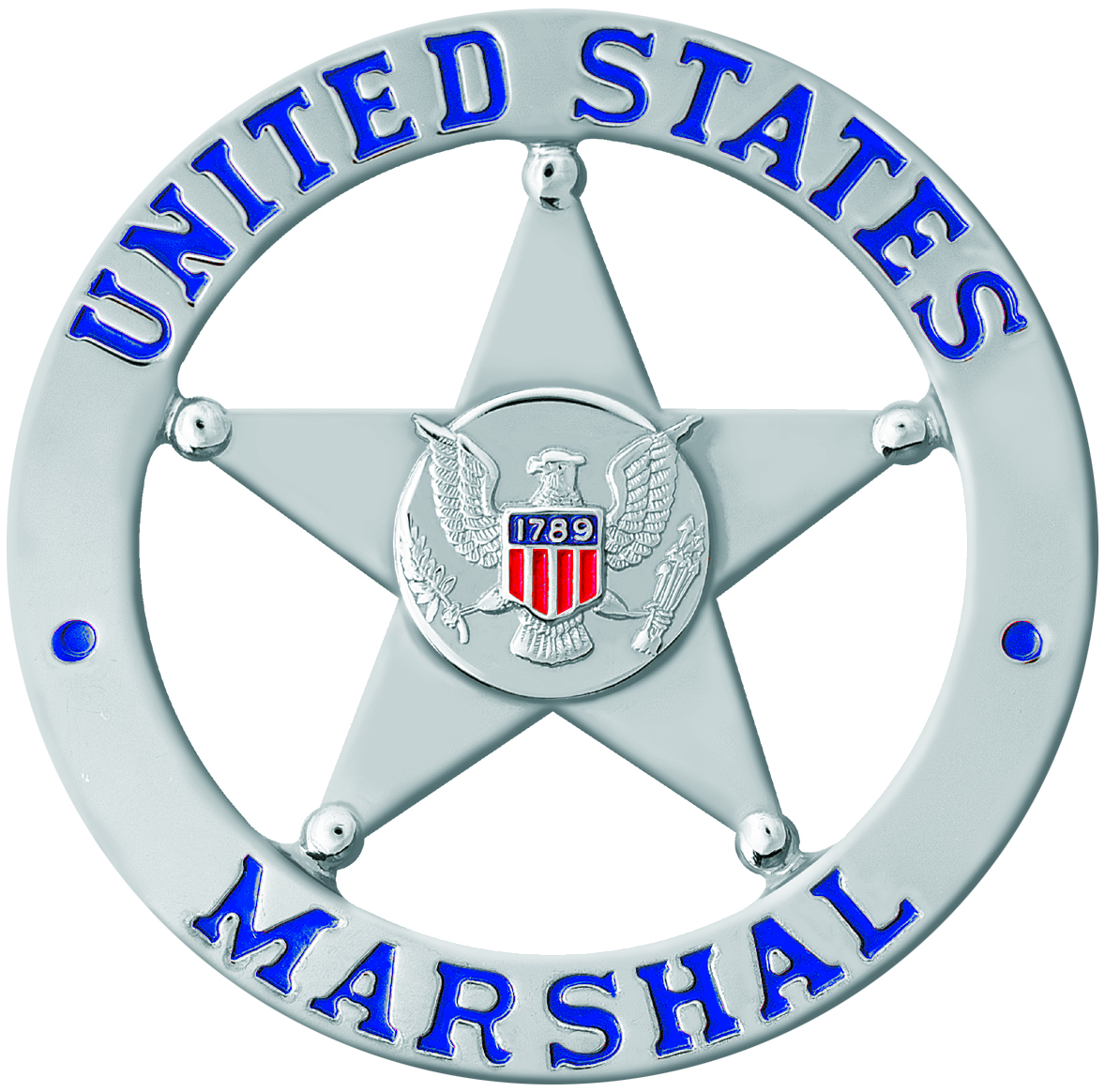 United States Marshal Badge Wallpaper