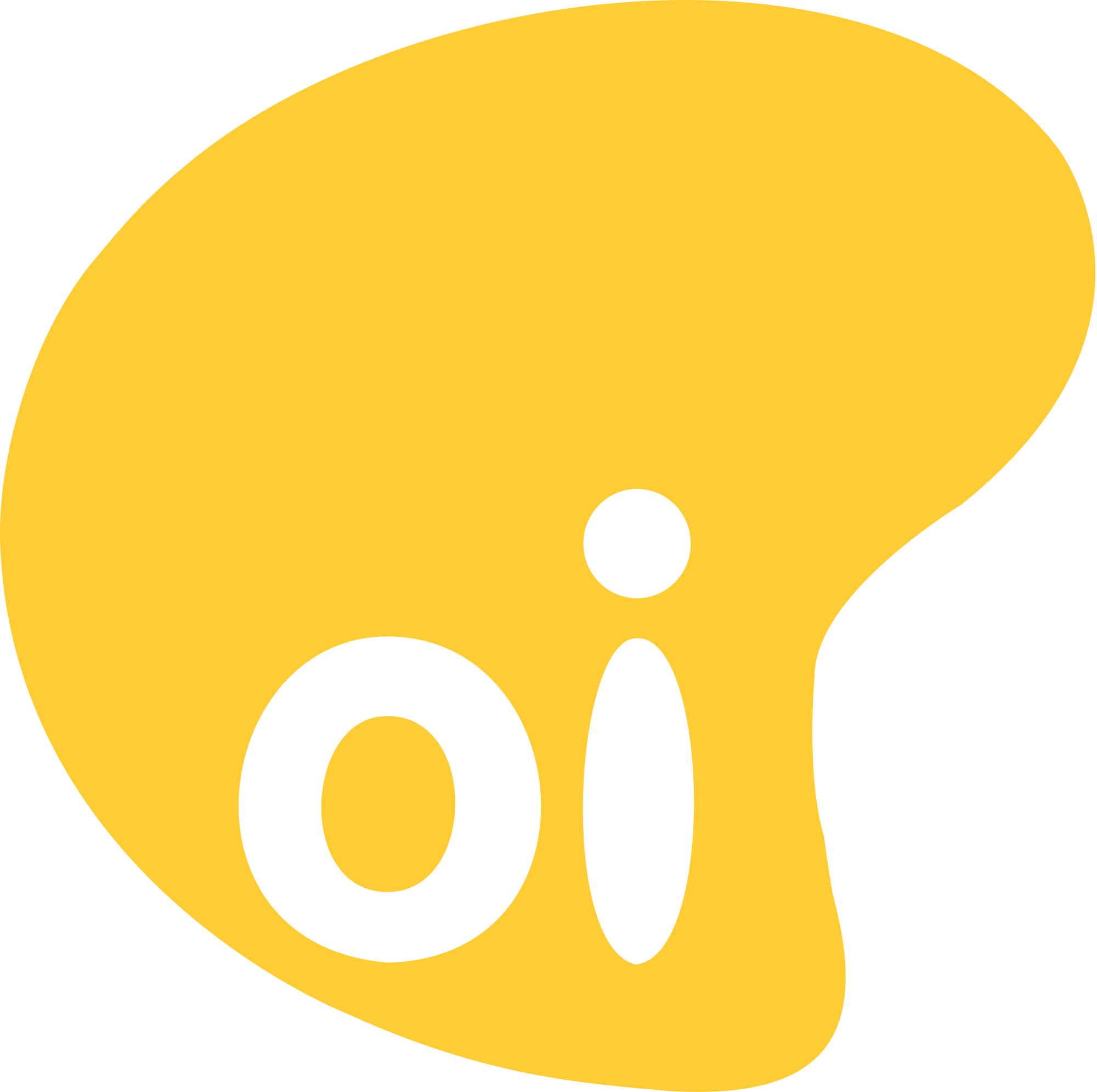 Oi Logo Wallpaper