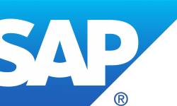 SAP Blue Logo Vector