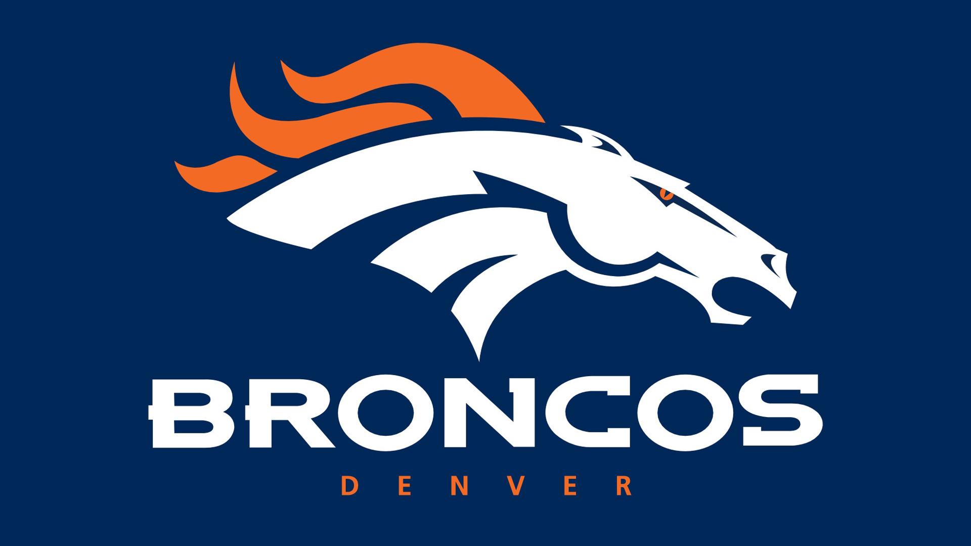 Broncos Denver Logo Wallpaper