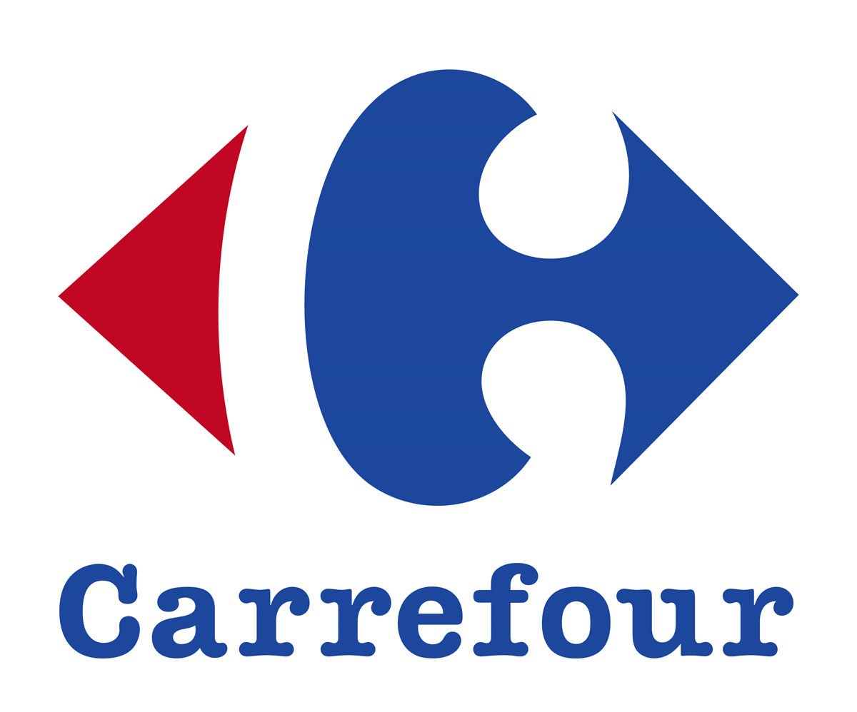 Carrefour Logo Wallpaper