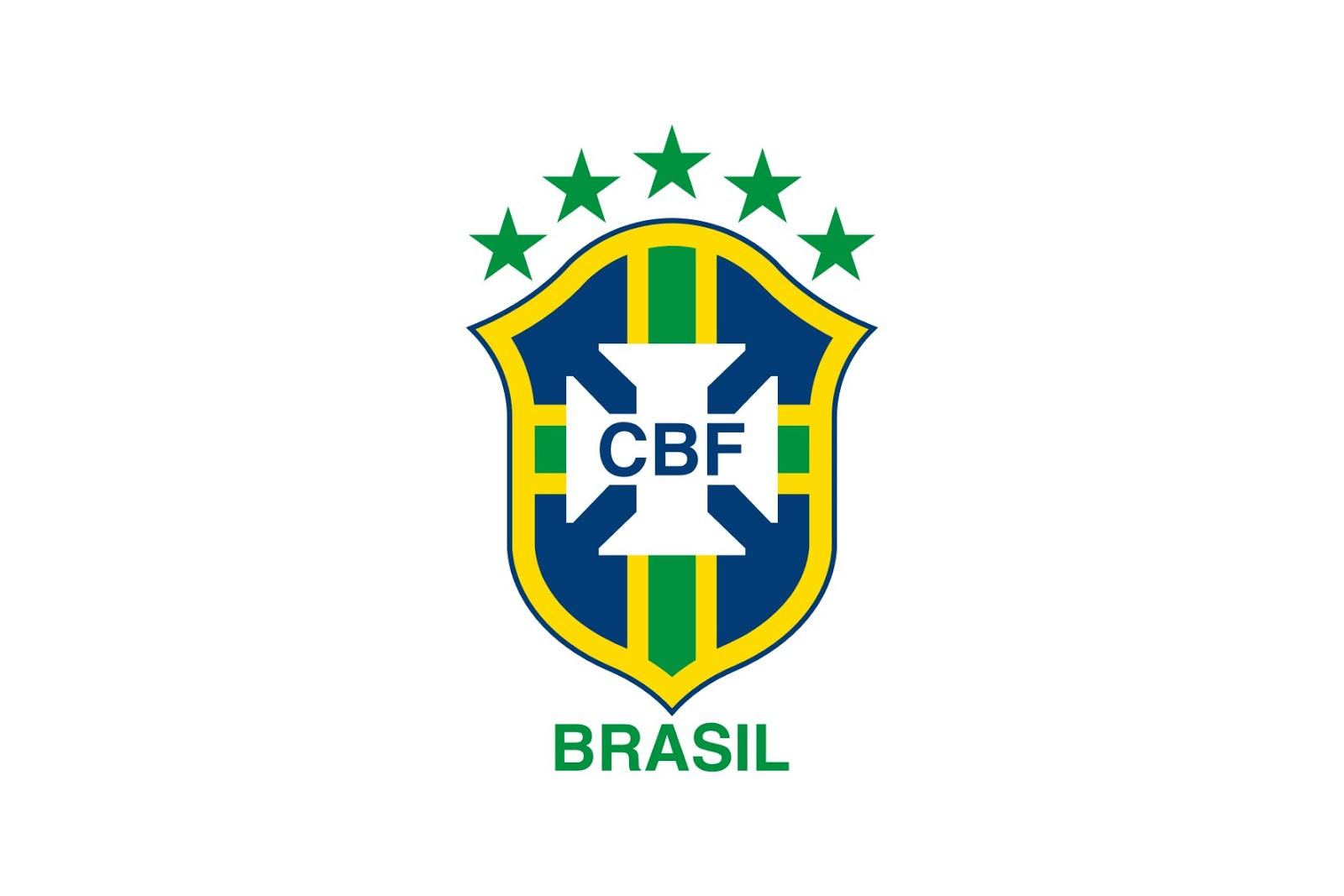 CBF Brasil Logo Wallpaper