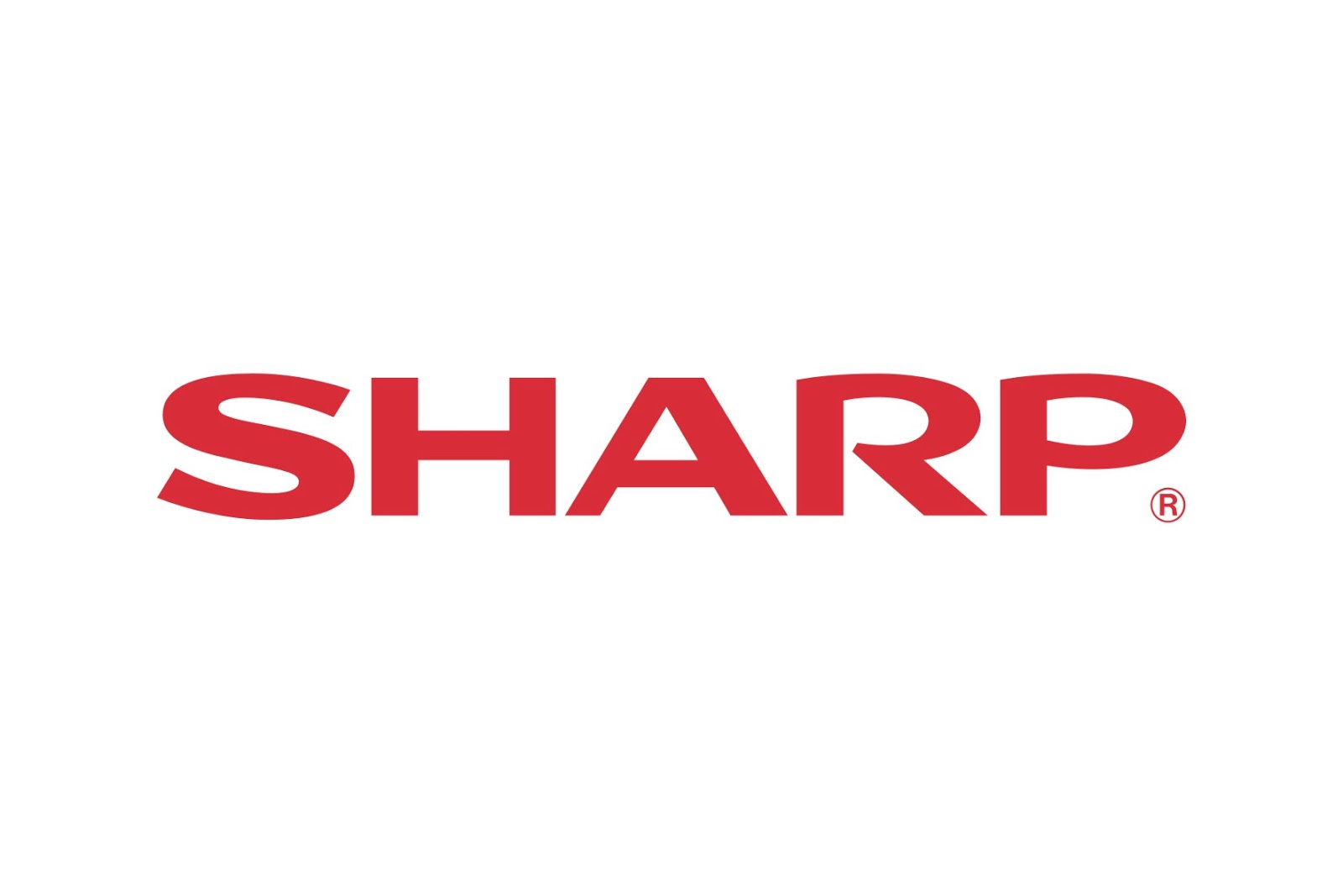 Sharp Logo Wallpaper