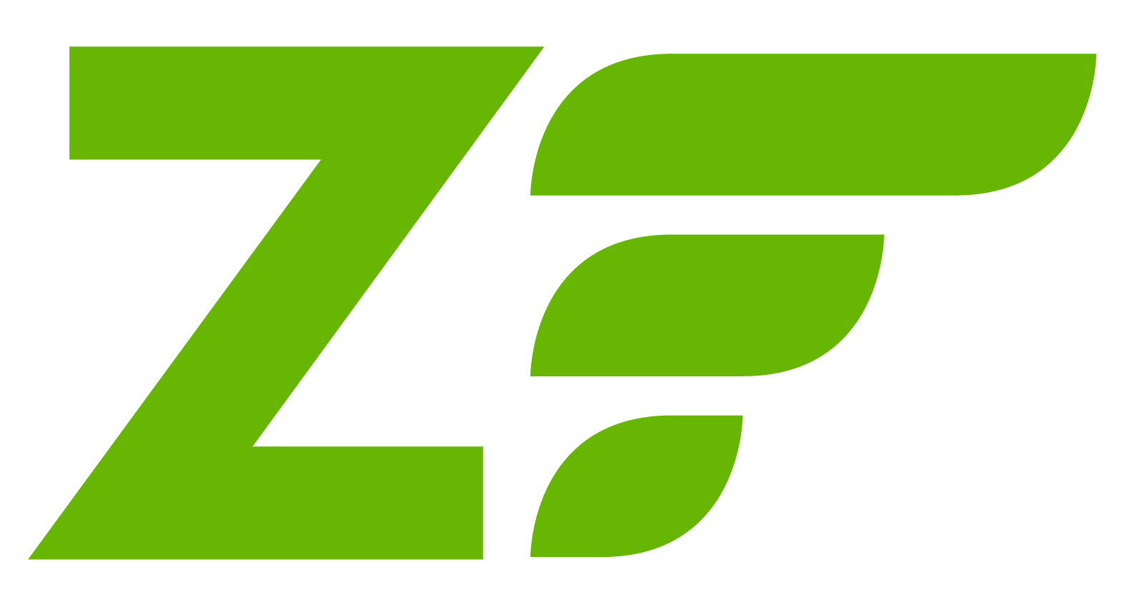 ZF Logo Vector Wallpaper