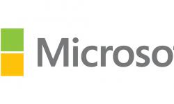 Microsoft White Logo
