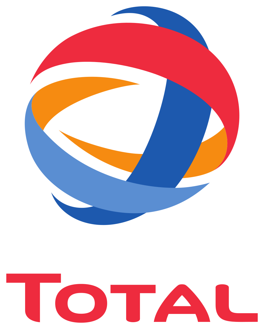 Total Logo Wallpaper