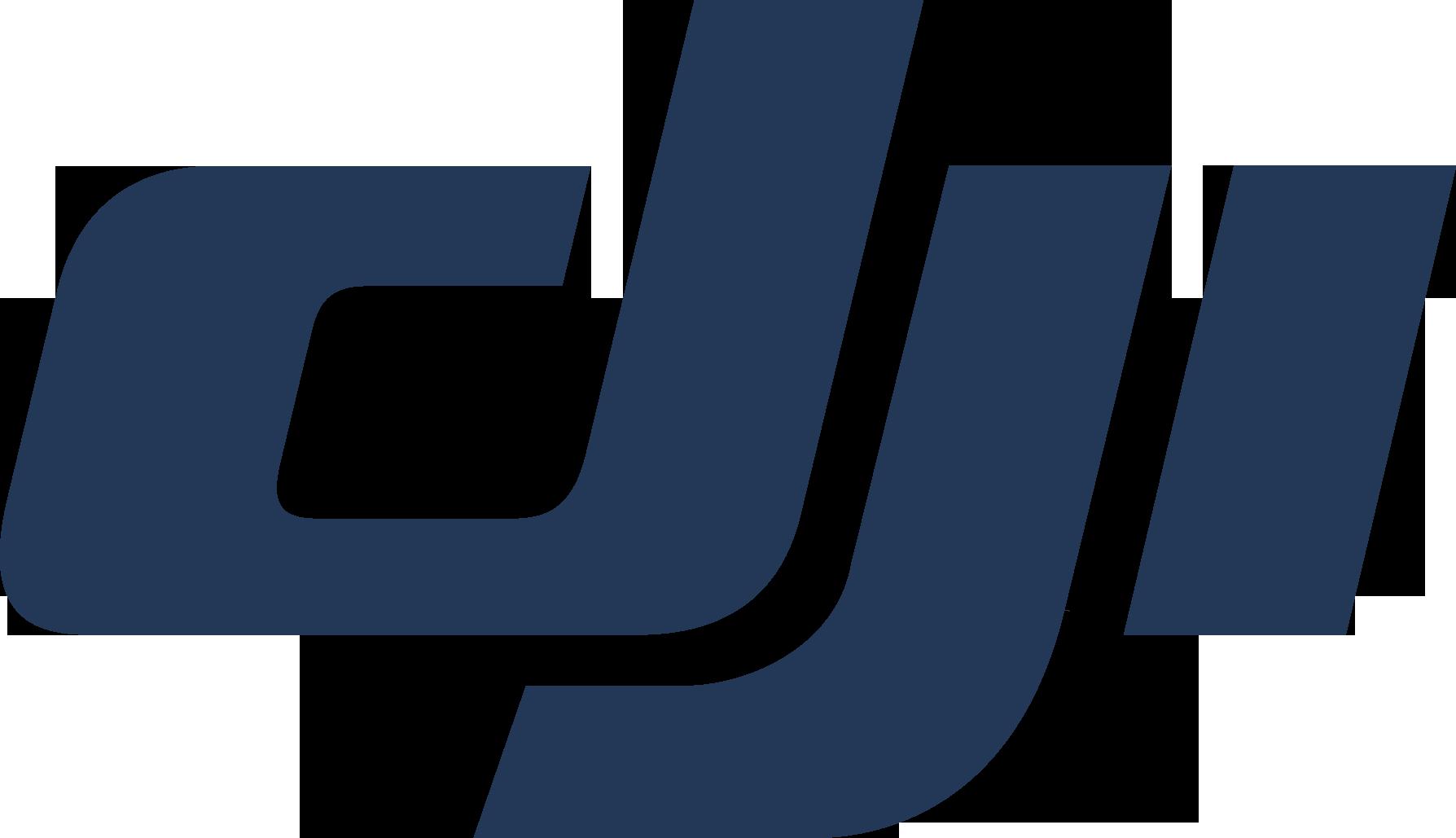 DJI Logo PNG Wallpaper