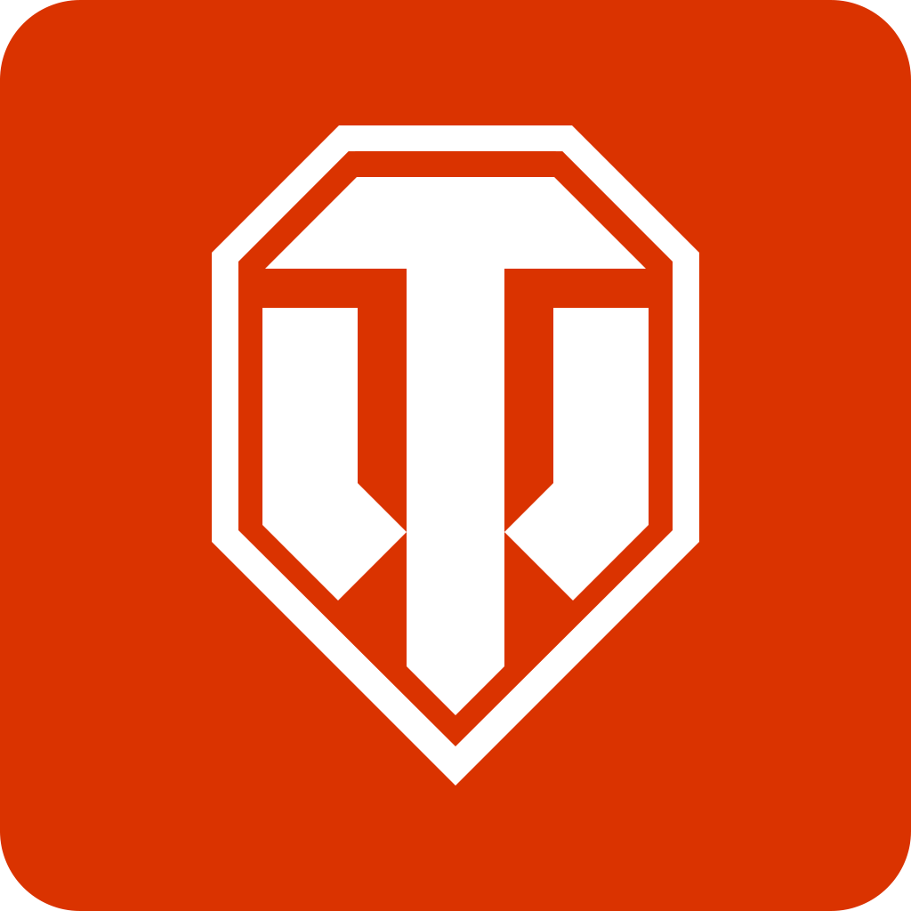 World of Tanks Red Logo Wallpaper