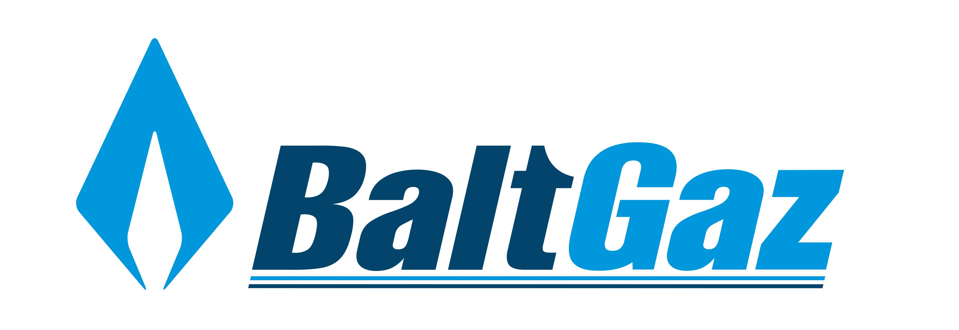 Baltgaz Logo Wallpaper