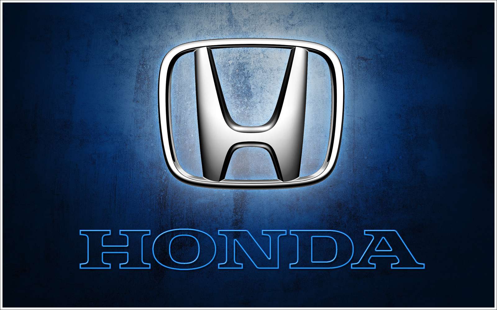 Honda Emblem Wallpaper
