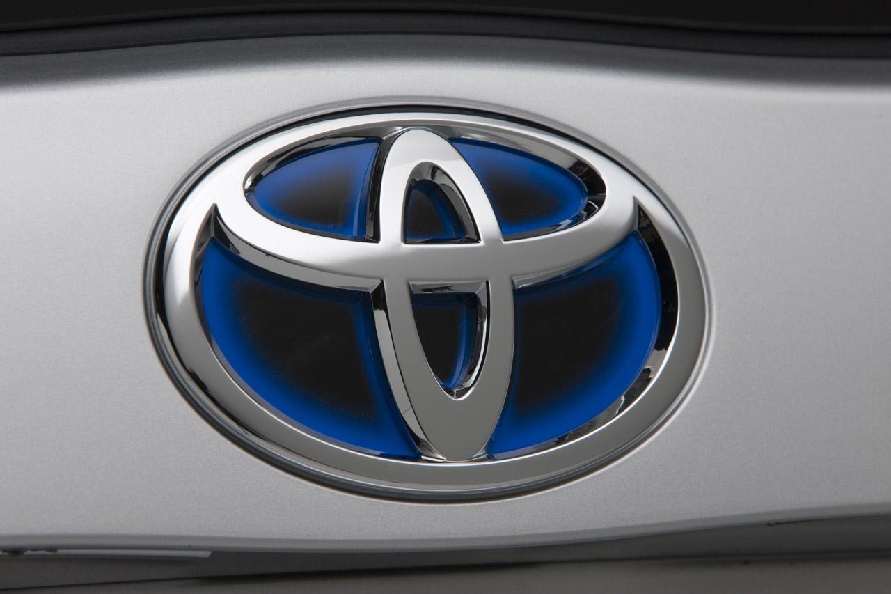 Toyota Emblem Wallpaper