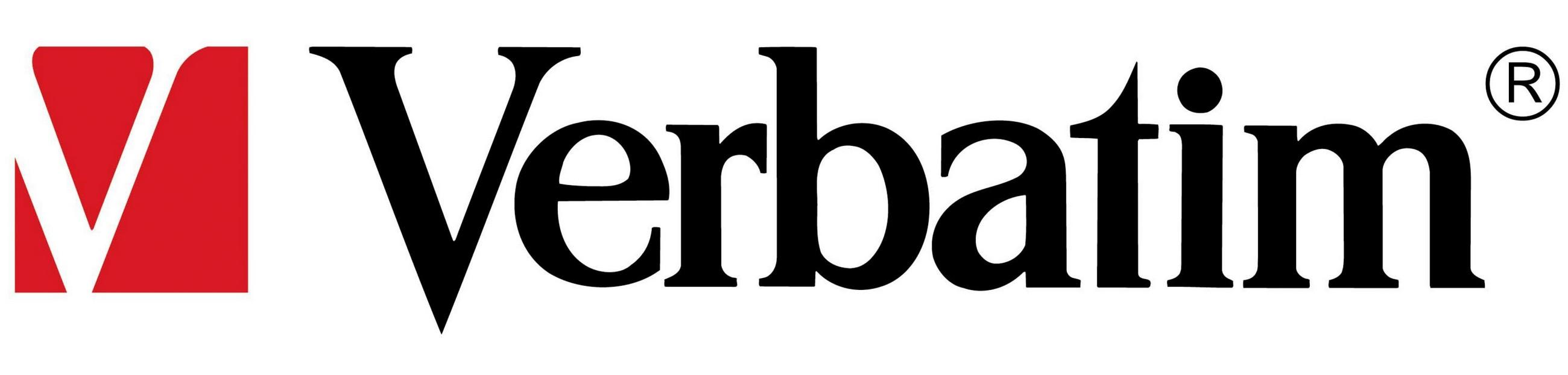 Verbatim Logo Wallpaper