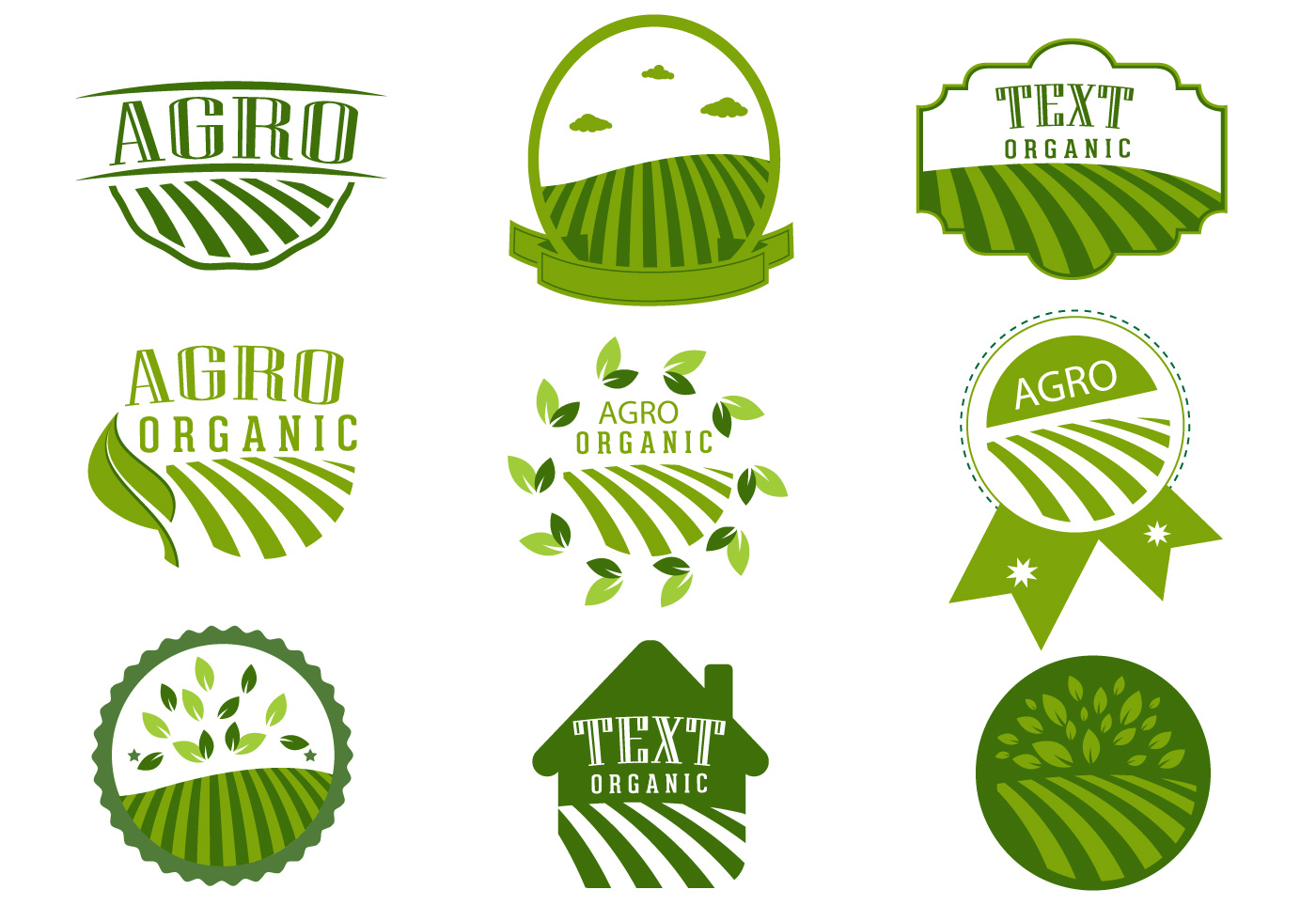 Agro Green Logo Wallpaper