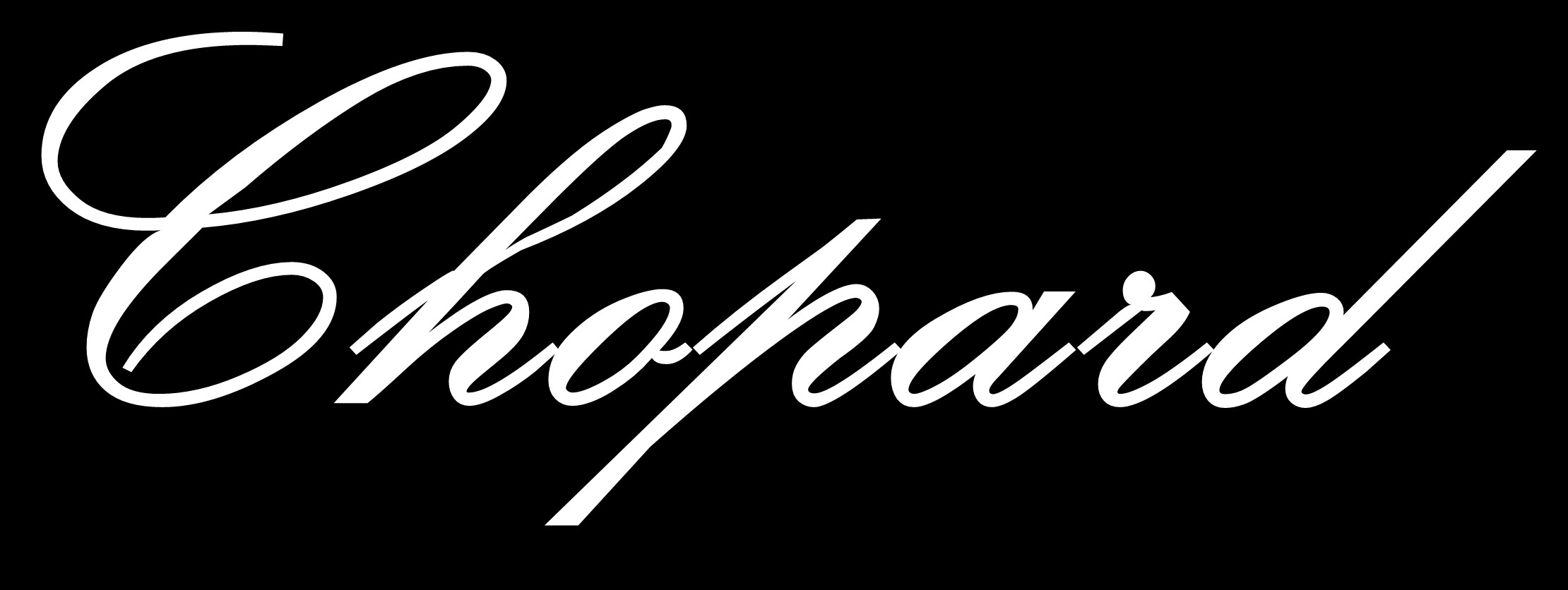 Chopard Logo Wallpaper