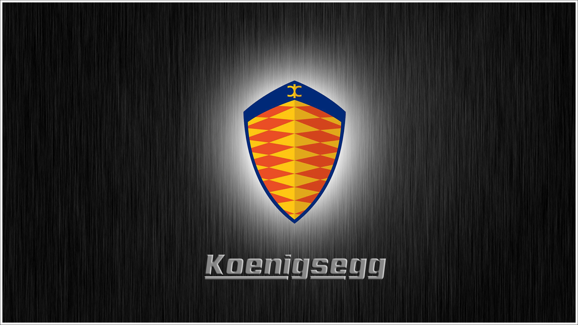Koenigsegg Emblem Wallpaper