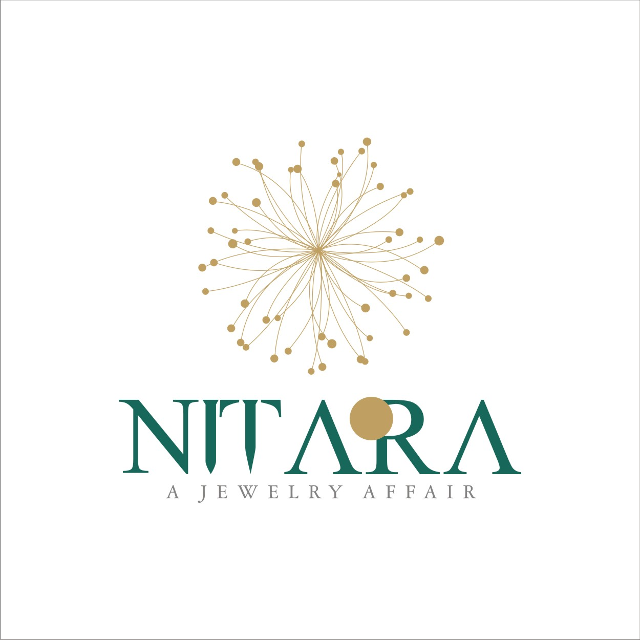 Nitara Logo Wallpaper