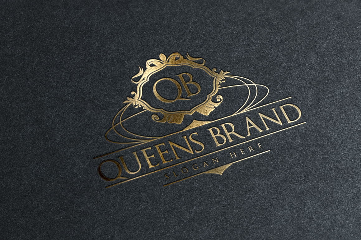 Queens Brand Emblem Wallpaper