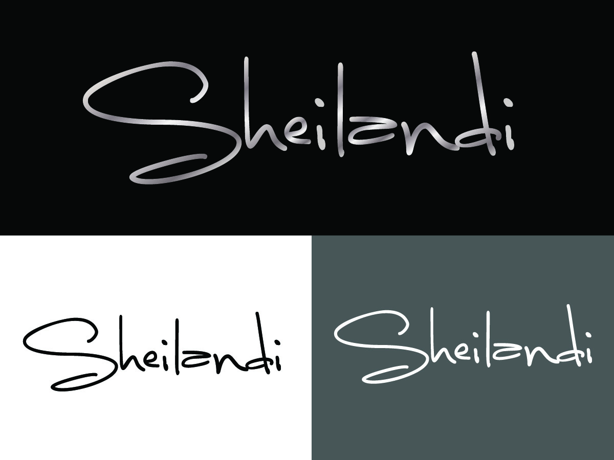 Sheilandi Logo Wallpaper