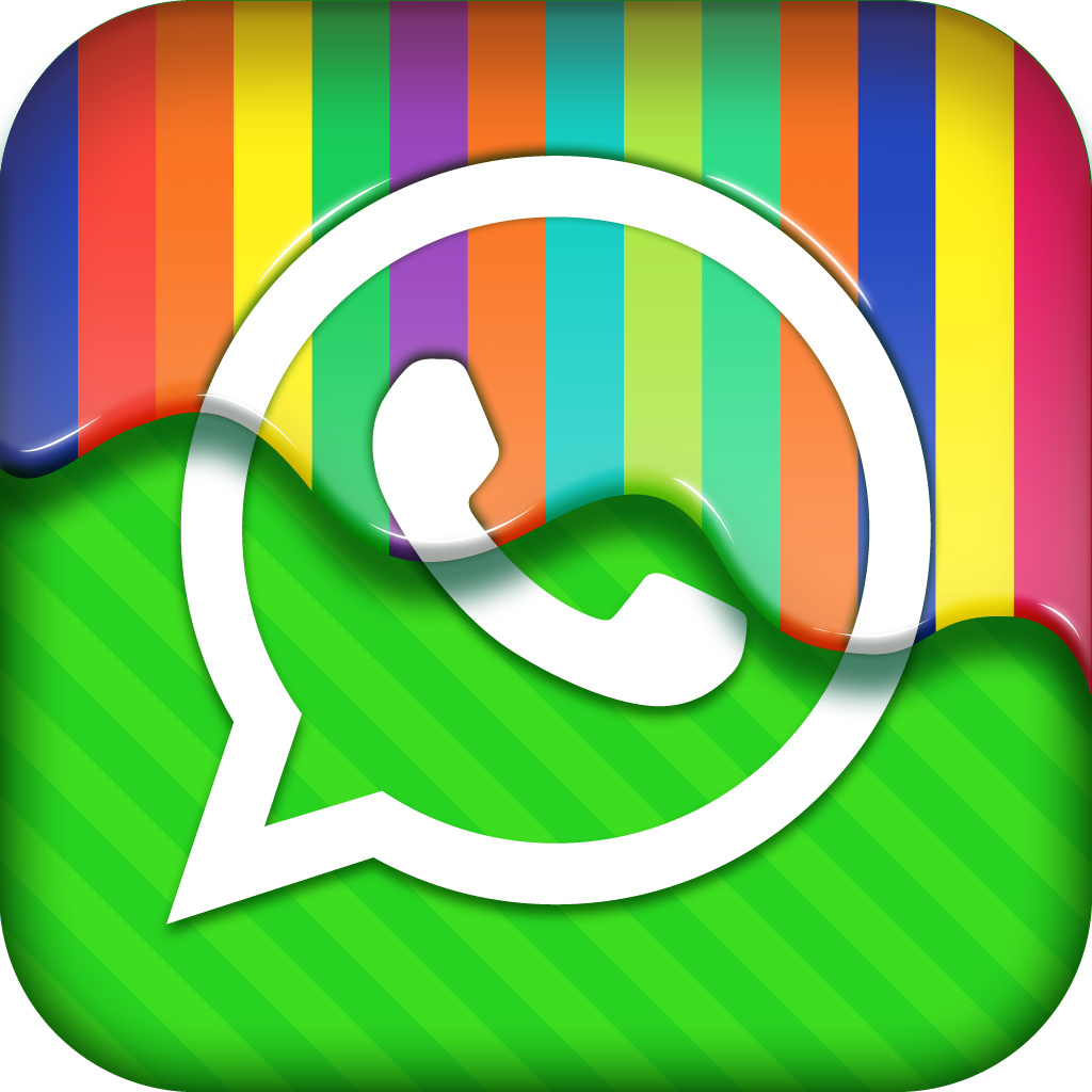 Whatsapp Logo 2 Wallpaper