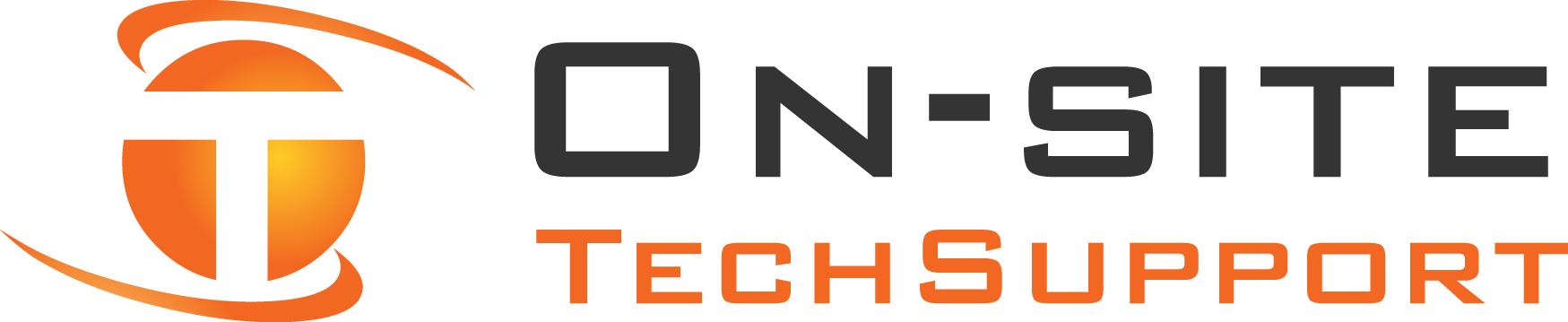 Site Tech Support Logo Wallpaper