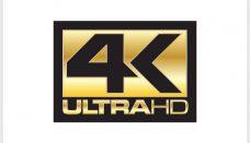 4K Ultra HD Logo